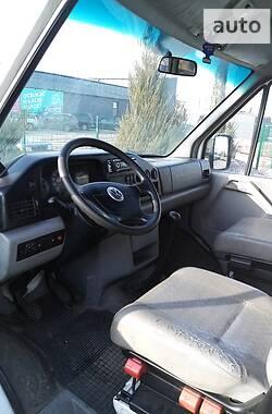 Легковий фургон (до 1,5т) Volkswagen LT пасс. 2001 в Ковелі