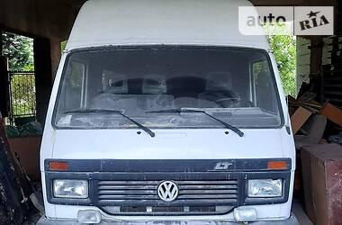 Легковой фургон (до 1,5 т) Volkswagen LT пасс. 1994 в Львове