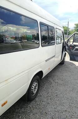 Мікроавтобус (від 10 до 22 пас.) Volkswagen LT пасс. 1996 в Білій Церкві