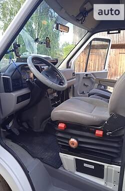 Легковой фургон (до 1,5 т) Volkswagen LT пасс. 2005 в Березному