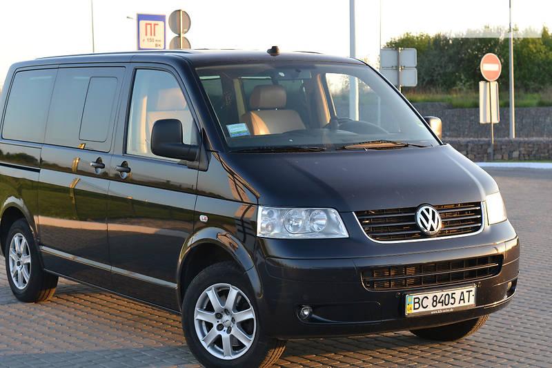 Volkswagen Multivan 2008 в Львове
