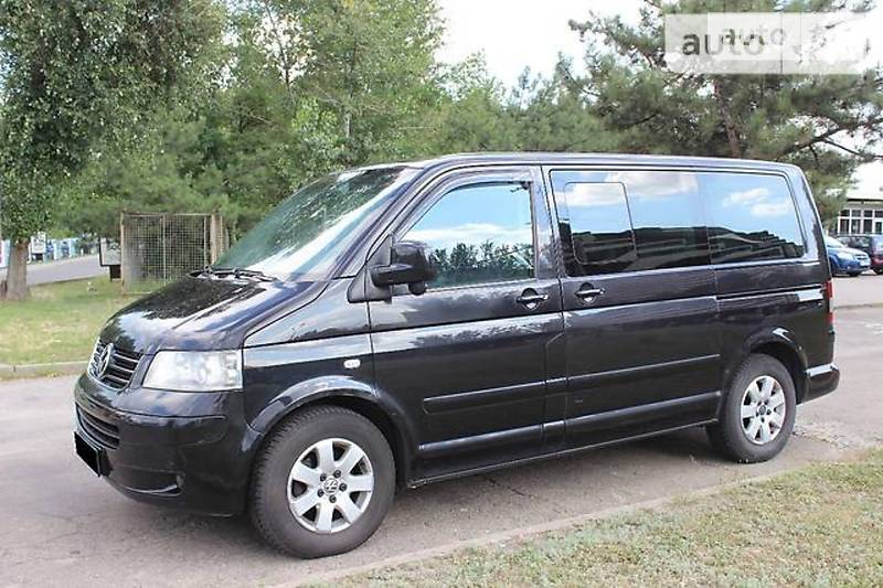 Volkswagen Multivan 2005 в Днепре