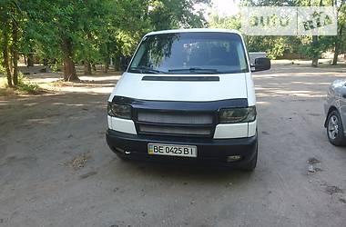 Volkswagen Multivan 2002 в Николаеве