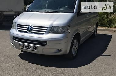 Volkswagen Multivan 2006 в Днепре