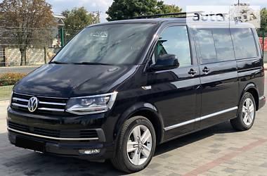 Volkswagen Multivan 2017 в Луцке