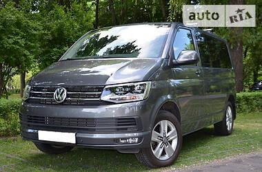 Мінівен Volkswagen Multivan 2018 в Києві