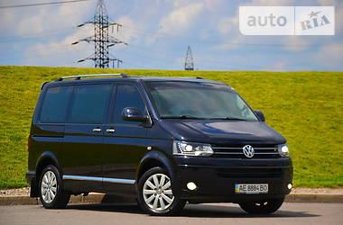 Мінівен Volkswagen Multivan 2013 в Дніпрі