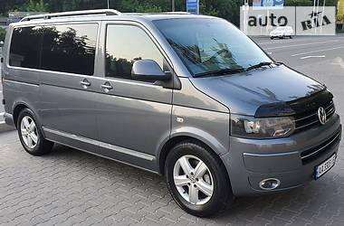 Универсал Volkswagen Multivan 2010 в Киеве