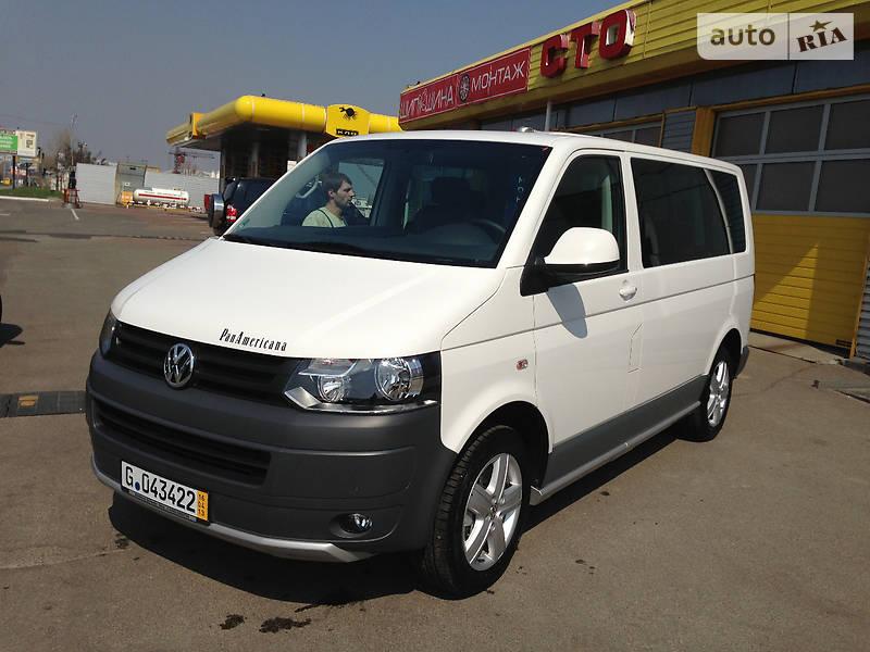 Volkswagen Multivan 2014 в Киеве