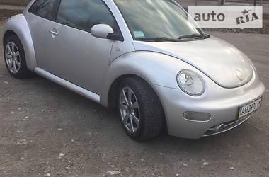 Volkswagen New Beetle 2000 в Донецке