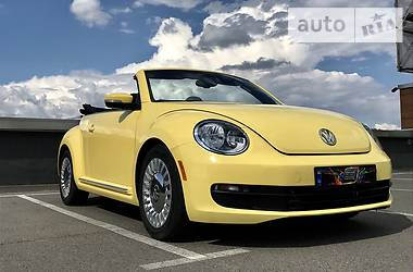 Volkswagen New Beetle 2015 в Києві