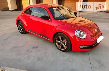 Volkswagen New Beetle 2014 в Львові