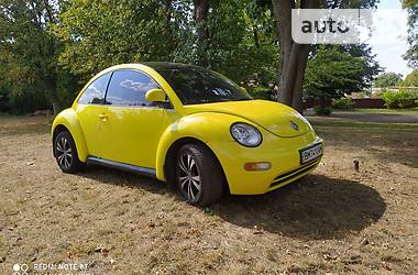 Хетчбек Volkswagen New Beetle 1998 в Миргороді