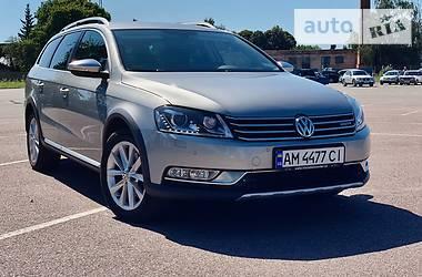 Volkswagen Passat Alltrack 2014 в Житомирі