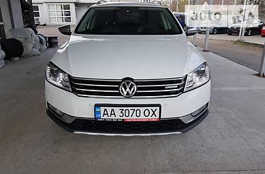 Volkswagen Passat Alltrack 2014 в Києві