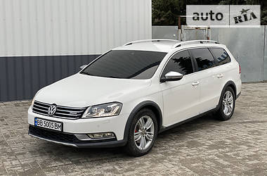Volkswagen Passat Alltrack 2012 в Северодонецке