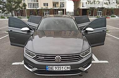 Универсал Volkswagen Passat Alltrack 2017 в Николаеве