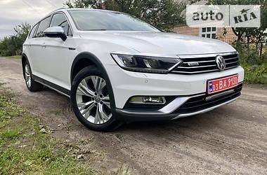 Универсал Volkswagen Passat Alltrack 2018 в Ковеле