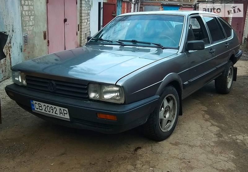 Volkswagen Passat B2 1987 в Чернигове