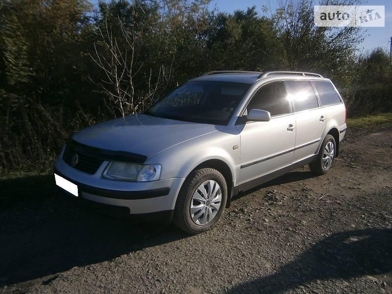 Volkswagen Passat B5 1998 в Ужгороде