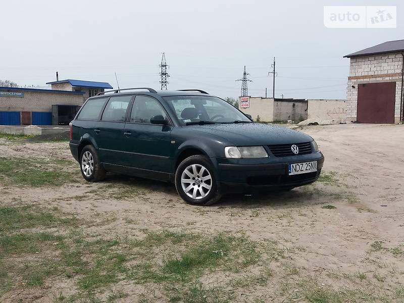 Volkswagen Passat B5 1998 в Ковеле