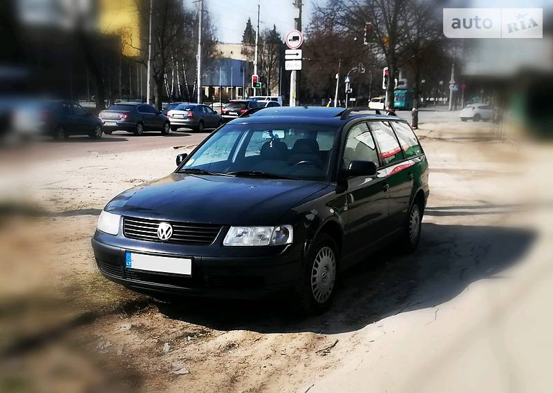 Volkswagen Passat B5 2000 в Чернигове