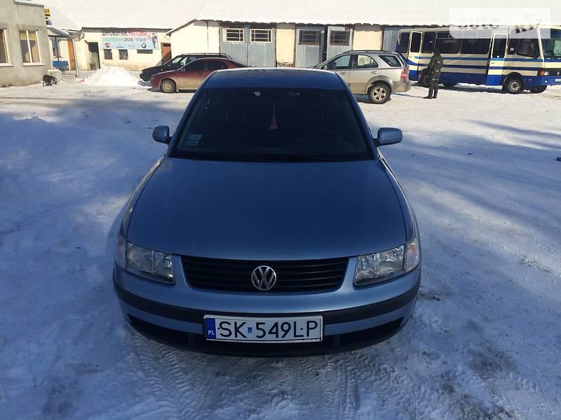 Volkswagen Passat B5 1997 в Сторожинце