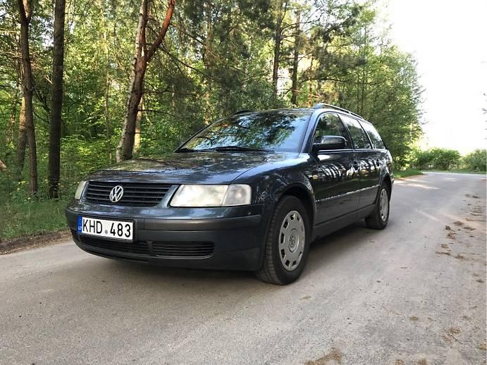 Volkswagen Passat B5 1999 в Києві