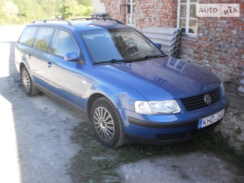 Volkswagen Passat B5 1999 в Городке