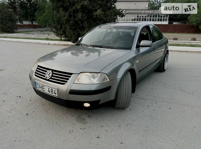 Volkswagen Passat B5 2003 в Кельменцах