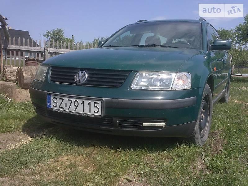 Volkswagen Passat B5 1998 в Долине
