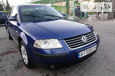 Volkswagen Passat B5 2002 в Ивано-Франковске