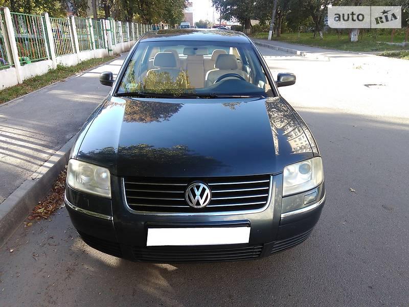 Volkswagen Passat 2002 года в Виннице