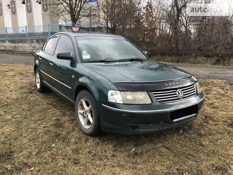 Volkswagen Passat 1997 года в Тернополе
