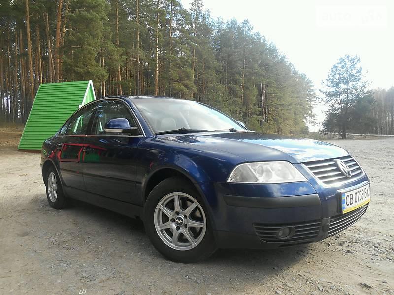 Volkswagen Passat 2005 года в Чернигове