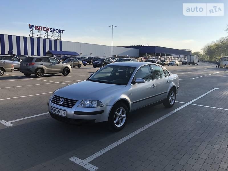Volkswagen Passat 2002 года в Одессе
