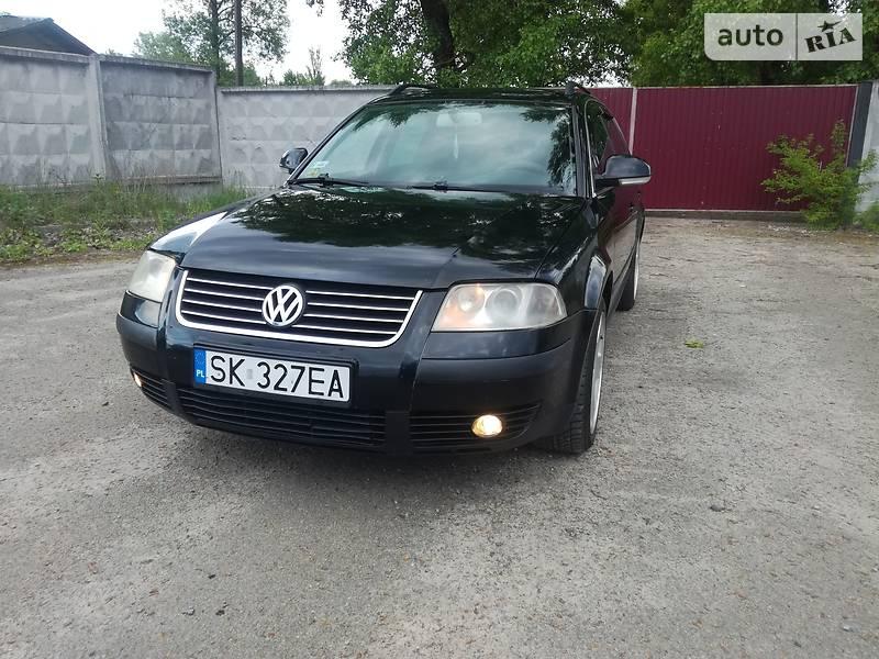 Volkswagen Passat 2004 года в Киеве