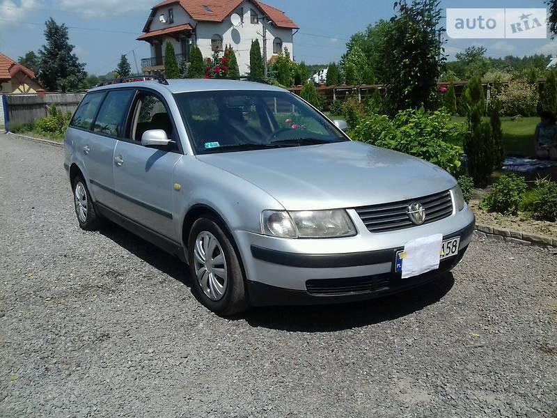 Volkswagen Passat 1999 года в Львове