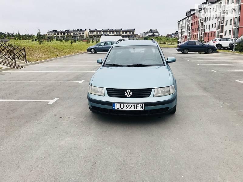 Volkswagen Passat 2000 года в Ровно