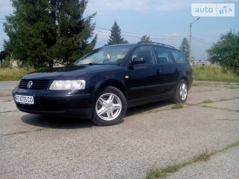 Volkswagen Passat 1999 року в Івано-Франківську