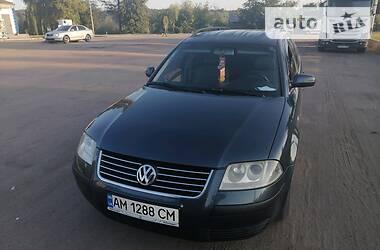Volkswagen Passat B5 2001 в Бердичеве