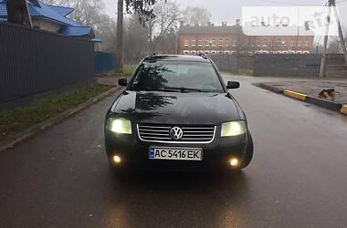 Volkswagen Passat B5 2002 в Владимир-Волынском