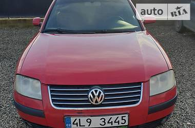 Volkswagen Passat B5 2002 в Тячеве