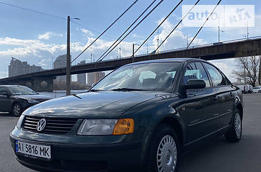 Volkswagen Passat B5 1998 в Киеве