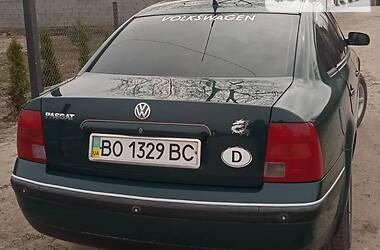 Седан Volkswagen Passat B5 1997 в Зборові