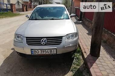 Седан Volkswagen Passat B5 2001 в Підволочиську