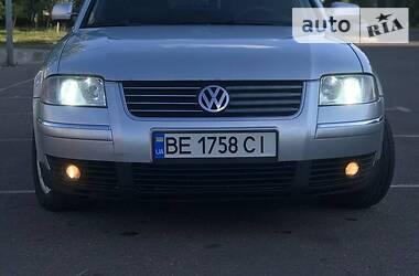 Седан Volkswagen Passat B5 2003 в Миколаєві