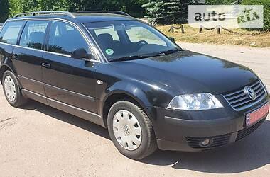 Универсал Volkswagen Passat B5 2001 в Чернигове
