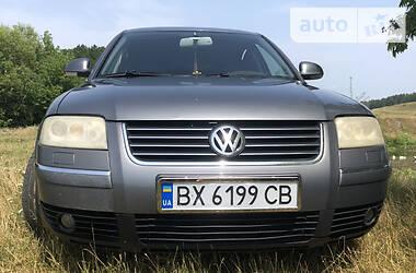 Седан Volkswagen Passat B5 2005 в Корце