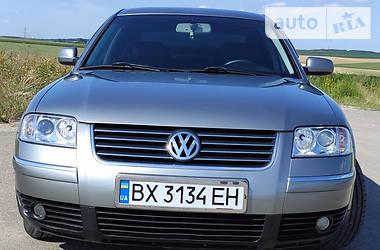 Седан Volkswagen Passat B5 2001 в Дунаївцях